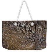 Sea Anemone Closeup Weekender Tote Bag