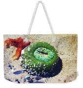 Sea Anemone Weekender Tote Bag