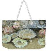 Sea Anemones Weekender Tote Bag