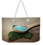 Sea Bath Salt Weekender Tote Bag