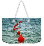 Sea Berries Weekender Tote Bag