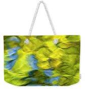 Sea Breeze Mosaic Abstract Weekender Tote Bag