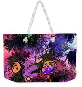 Sea Creatures Weekender Tote Bag
