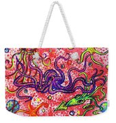 Sea Critters Weekender Tote Bag