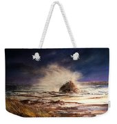 Sea Drama Weekender Tote Bag