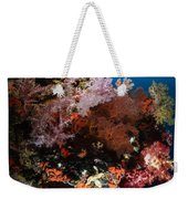 Sea Fans And Soft Coral, Fiji Weekender Tote Bag