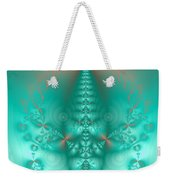 Sea Foam 2 Weekender Tote Bag