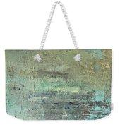 Sea Foam Weekender Tote Bag
