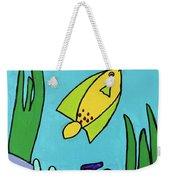 Sea Frolic Weekender Tote Bag