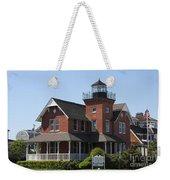 Sea Girt Lighthouse - N J Weekender Tote Bag