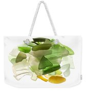 Sea Glass Weekender Tote Bag by Fabrizio Troiani