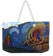 Sea Goddess Weekender Tote Bag