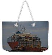Sea Going Work Weekender Tote Bag