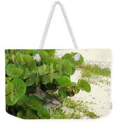Sea Grapes Weekender Tote Bag