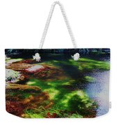 Sea Grass Weekender Tote Bag