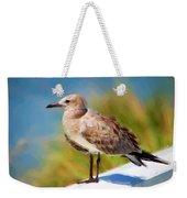 Sea Gull Of Boca Grande Weekender Tote Bag