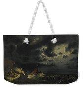 Sea In The Moonlight Weekender Tote Bag