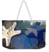Sea Jewels Weekender Tote Bag