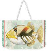 Sea Life-jp2857 Weekender Tote Bag by Jean Plout
