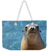 Sea Lion Or Seal Weekender Tote Bag
