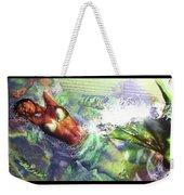 Sea Lioness Weekender Tote Bag by Baroquen Krafts