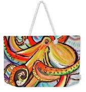Sea Me Swirl Weekender Tote Bag