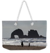 Sea Monster Only Eats Kelp Weekender Tote Bag