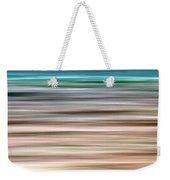 Sea Movement Weekender Tote Bag by Stelios Kleanthous
