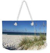 Sea Oats At The Beach Weekender Tote Bag