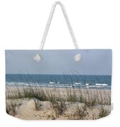 Sea Oats By The Ocean Weekender Tote Bag