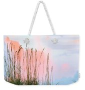 Sea Oats Weekender Tote Bag by Kristin Elmquist