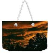 Sea Of Clouds Weekender Tote Bag