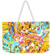 Sea Of Colors  Weekender Tote Bag