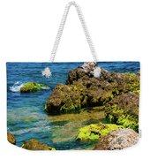 Sea Of Marmara Seashore Weekender Tote Bag