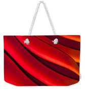 Sea Of Red Weekender Tote Bag