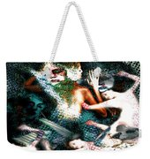 Sea Of Souls Submission Weekender Tote Bag