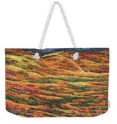 Sea Of Tranquility Weekender Tote Bag