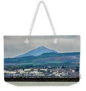 Sea Point And Sugar Loaf Mountain Weekender Tote Bag