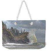 Sea Power Weekender Tote Bag