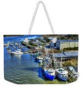 Sea Ray Of Savannah  Weekender Tote Bag