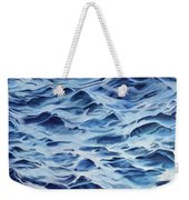 Sea Rhythms Weekender Tote Bag