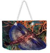 Sea Robin The Flying Gurnard Weekender Tote Bag