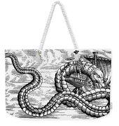 Sea Serpent, 1555 Weekender Tote Bag