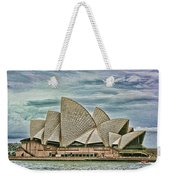 Sea Shell Opera Weekender Tote Bag