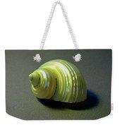 Sea Shell Turbo Marmoratus Weekender Tote Bag