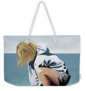 Sea Shells On The Beach Weekender Tote Bag