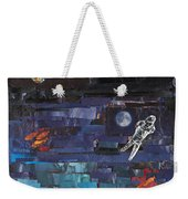 Sea Space Weekender Tote Bag