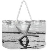 Sea Star Bw Weekender Tote Bag