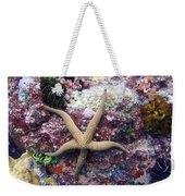 Sea Star Weekender Tote Bag