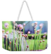 Sea Thrift Weekender Tote Bag